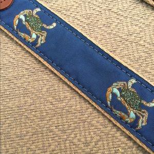 (2133). Leather Man Ltd. belt.  Size 34. NWOT